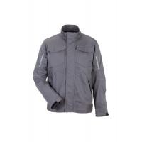 waisted jacket anthracite