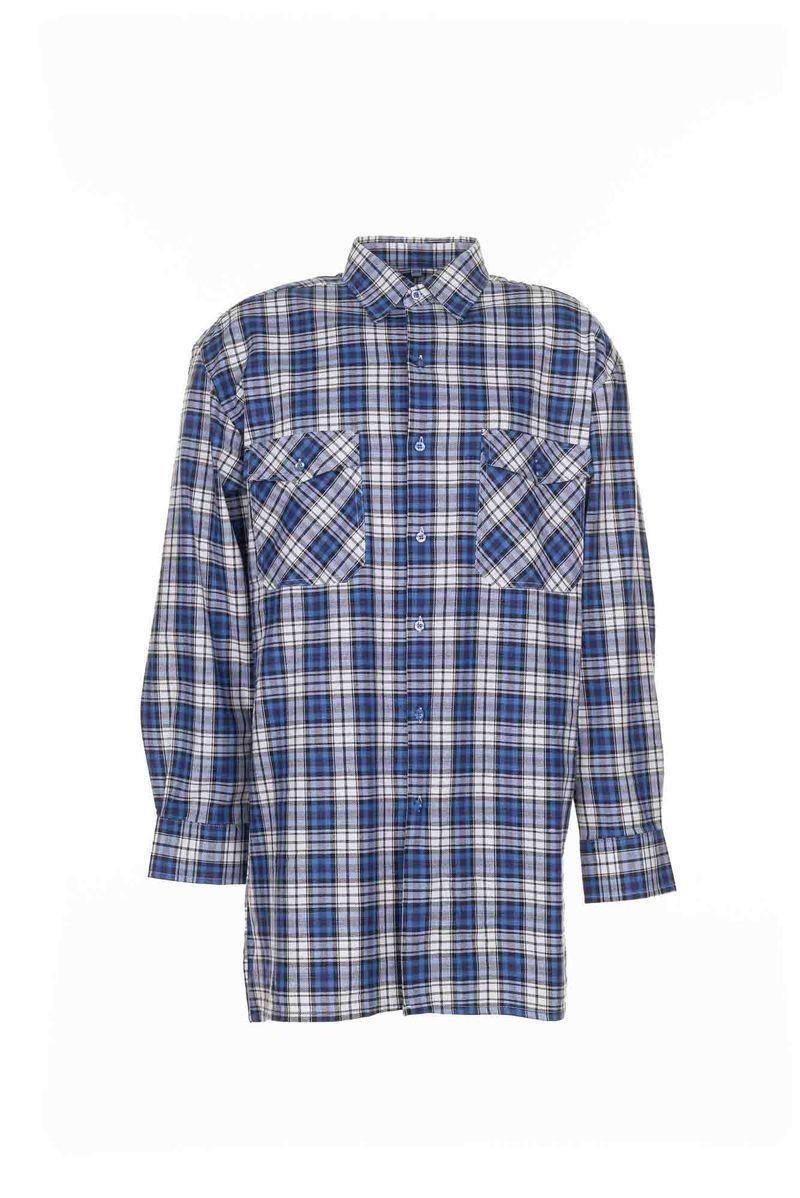 Chemise en flanelle 2001 à manches longues