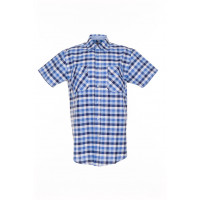 Chemise Country à manches courtes