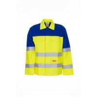 veste de signalisation et de protection à 1 couche