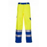 Pantalon de protection et de signalisation