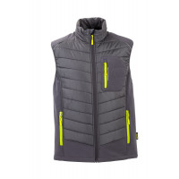 gilet d'hiver anthracite